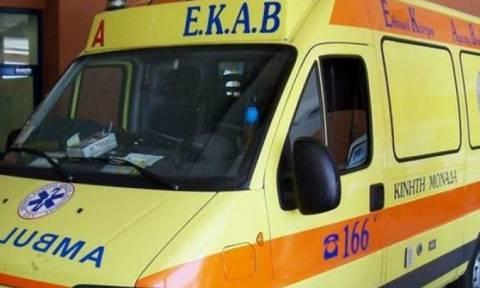 Συναγερμός στο Ηράκλειο: Λιμενεργάτης έπεσε από μεγάλο ύψος - Χτύπησε στο κεφάλι
