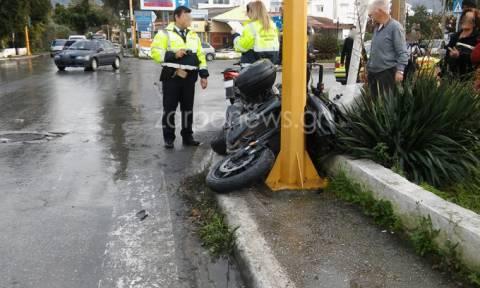 Χανιά: Συνελήφθη ο οδηγός που εξαφανίστηκε μετά το τροχαίο