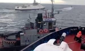 Ρωσία: Αιχμάλωτοι πολέμου δηλώνουν οι ναυτικοί που συνελήφθησαν μετά το «θερμό» επεισόδιο στο Κερτς