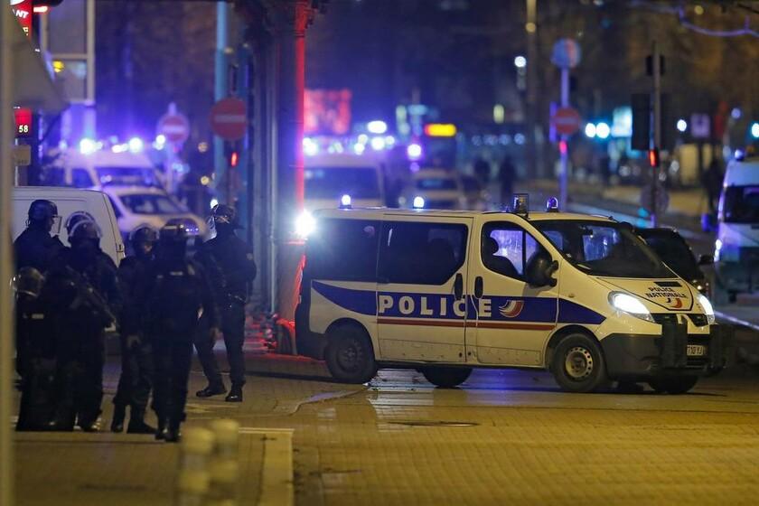 Νεκρός ο δράστης της επίθεσης στο Στρασβούργο σε συμπλοκή