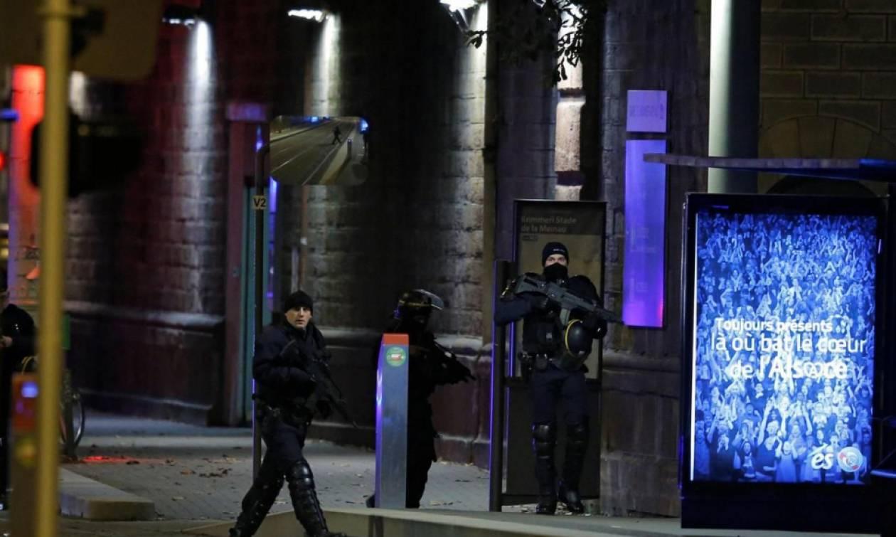 Επίθεση Στρασβούργο: Έτσι έπεσε νεκρός ο δράστης (vid)