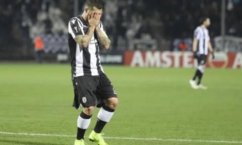 Ο χειρότερος ΠΑΟΚ της ιστορίας στο Europa League!