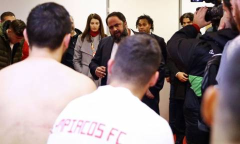 Τόσα δίνει πριμ ο Βαγγέλης Μαρινάκης για τη μεγάλη πρόκριση του Ολυμπιακού