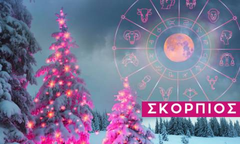 Σκορπιός: Πώς θα εξελιχθεί η εβδομάδα σου από 23/12 έως 29/12;