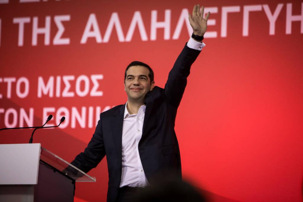 Αλέξης Τσίπρας: Δεν πουλάμε τη Μακεδονία (vid)