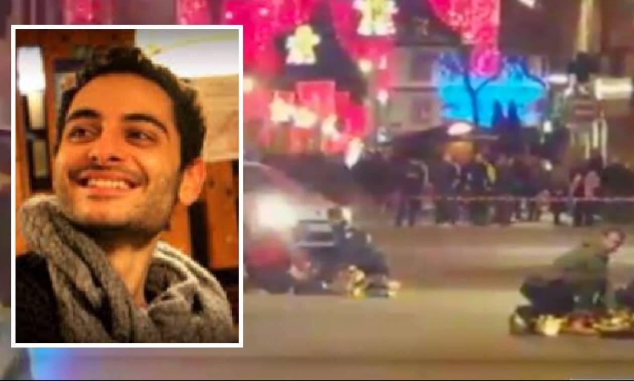 Επίθεση Στρασβούργο: Έσβησε η ελπίδα για τον Ιταλό δημοσιογράφο που είχε δεχτεί σφαίρα στο κρανίο