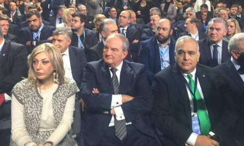 Καραμανλής στο 12ο συνέδριο της ΝΔ: Στόχος μας μια ισχυρή κυβέρνηση με ορίζοντα τετραετίας (vid)