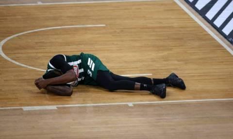 Παναθηναϊκός ΟΠΑΠ – Νταρουσάφακα: «Τρόμαξαν» με Αντετοκούνμπο (photos)
