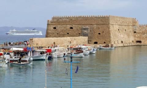 Συναγερμός στο λιμάνι του Ηρακλείου