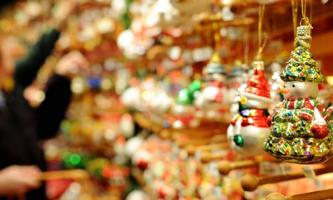 4e44f7bae63 Εορταστικό ωράριο: Ανοικτά τα καταστήματα την Κυριακή (16/12) - Δείτε ποιες