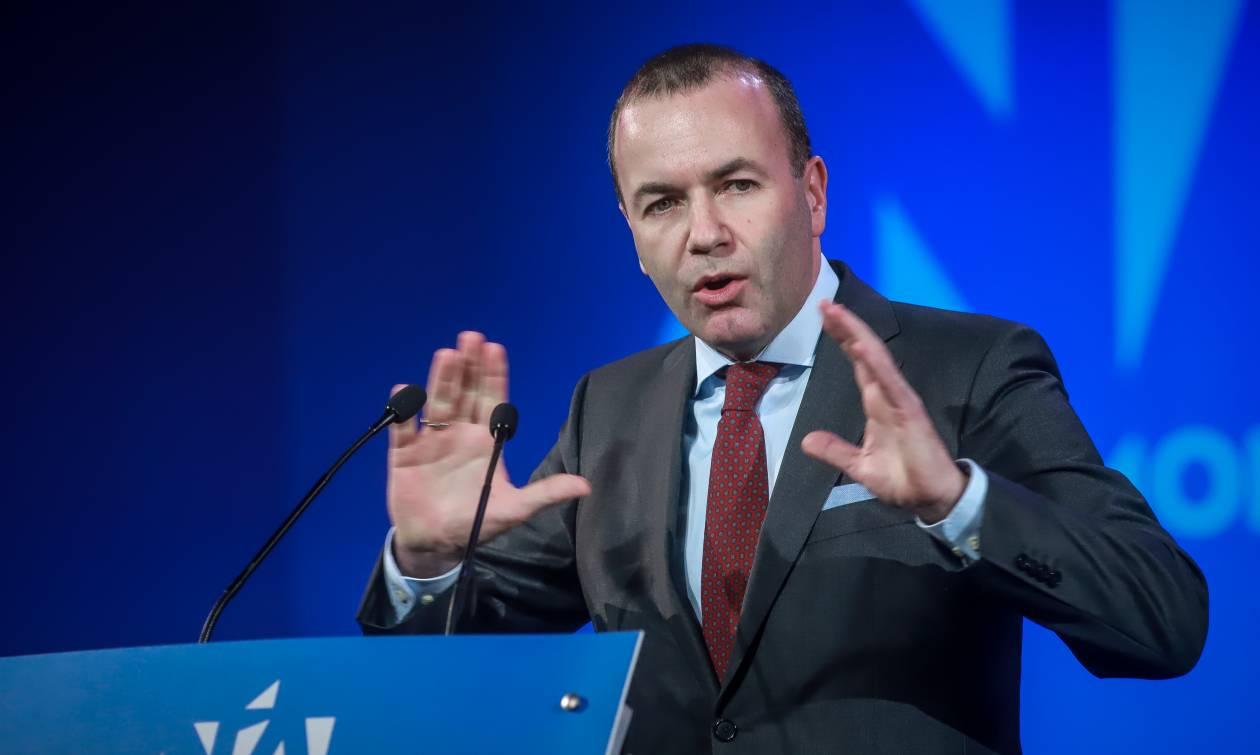Βέμπερ: Κρίσιμο το 2019 για την Ελλάδα - Οι επόμενες εκλογές είναι ένα νέο ξεκίνημα
