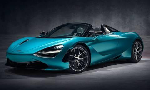 Δείτε το ΕΠΙΚΟ αυτοκίνητο που έβγαλε η McLaren! (pics)