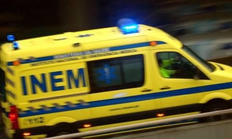 Συντριβή ελικοπτέρου στην Πορτογαλία - Φόβοι για τέσσερις νεκρούς