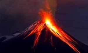 Εντυπωσιακή έκρηξη ηφαιστείου στο Μεξικό (vid)
