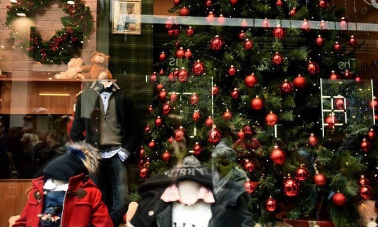 Εορταστικό ωράριο: Ανοικτά σήμερα τα εμπορικά καταστήματα - Μέχρι τι ώρα θα λειτουργήσουν