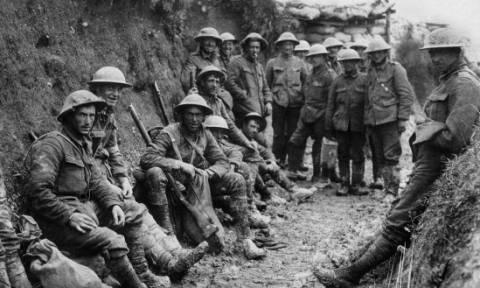 Συγκλονιστικό: Πώς τα Χριστούγεννα «νίκησαν» το Μεγάλο Πόλεμο (vid)