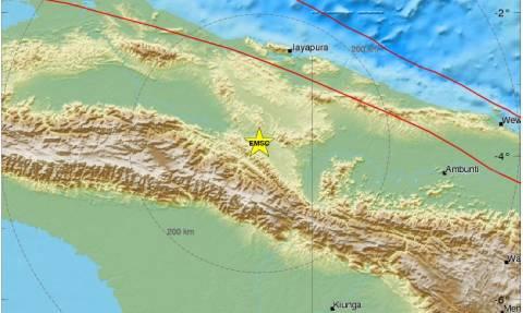 Σεισμός 6,2 βαθμών συγκλόνισε την Ινδονησία