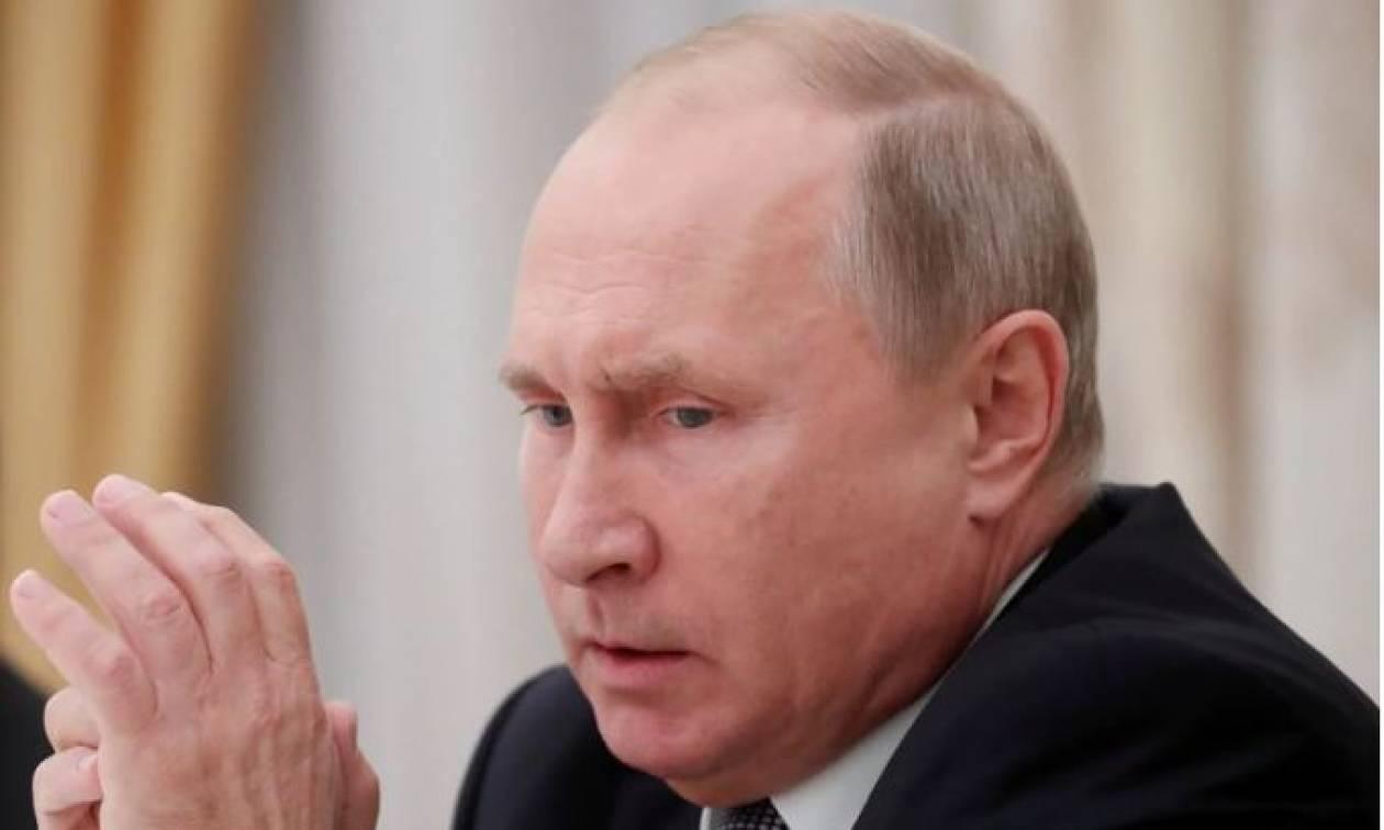 «Πόλεμο» στη ραπ μουσική κήρυξε ο Πούτιν: Τι εξόργισε τον Ρώσο Πρόεδρο (Vid)