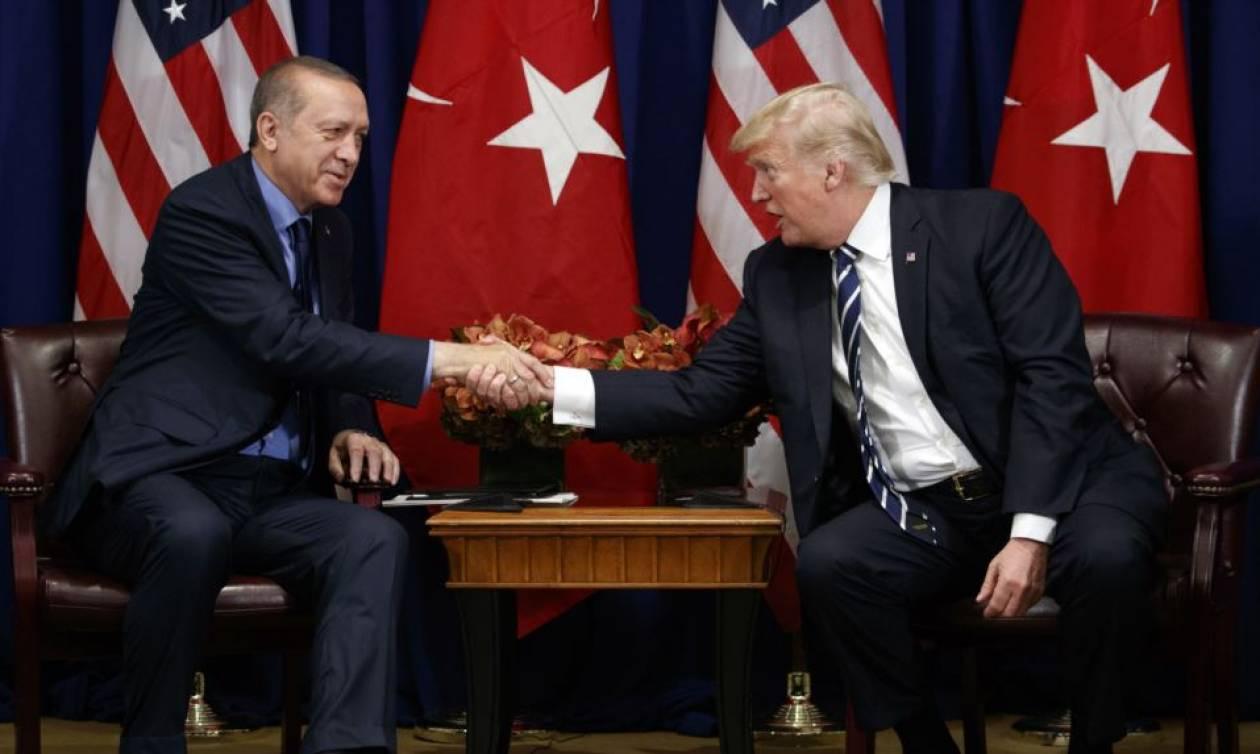 Να τι ζητά ο Ερντογάν από τον Τραμπ για να πάψει να μιλά για τη δολοφονία Κασόγκι (Vid)