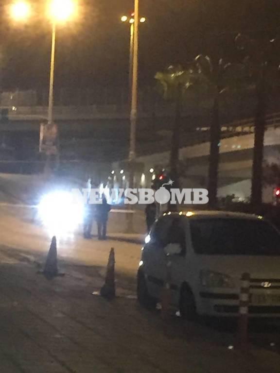 Βόμβας στον ΣΚΑΪ: Δείτε φωτογραφίες από τον τόπο της έκρηξης (pics)