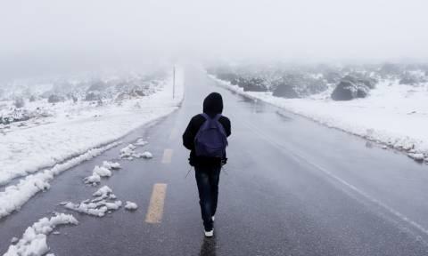 Καιρός: Νέα κακοκαιρία με καταιγίδες, χιόνια και θυελλώδεις ανέμους - Πού θα «χτυπήσει»