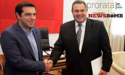 Ψηφίστε τώρα: Θέλετε ο Πάνος Καμμένος να αποσύρει τη στήριξή του από την κυβέρνηση;