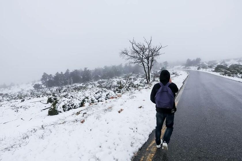Καιρός - Προσοχή: Πλησιάζει ισχυρή κακοκαιρία με καταιγίδες και χιόνια – Πού και πότε θα «χτυπήσει»