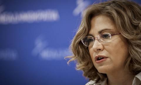 Βόμβα στον ΣΚΑΪ - Σπυράκη: «Η δημοκρατία, η πολυφωνία και η ελευθεροτυπία δεν φιμώνονται»