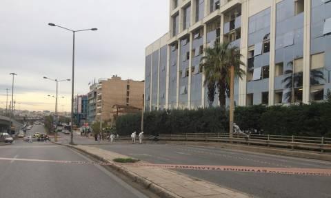 Έκρηξη βόμβας στον ΣΚΑΪ: Δείτε βίντεο και φωτογραφίες από τον τόπο της τρομοκρατικής επίθεσης