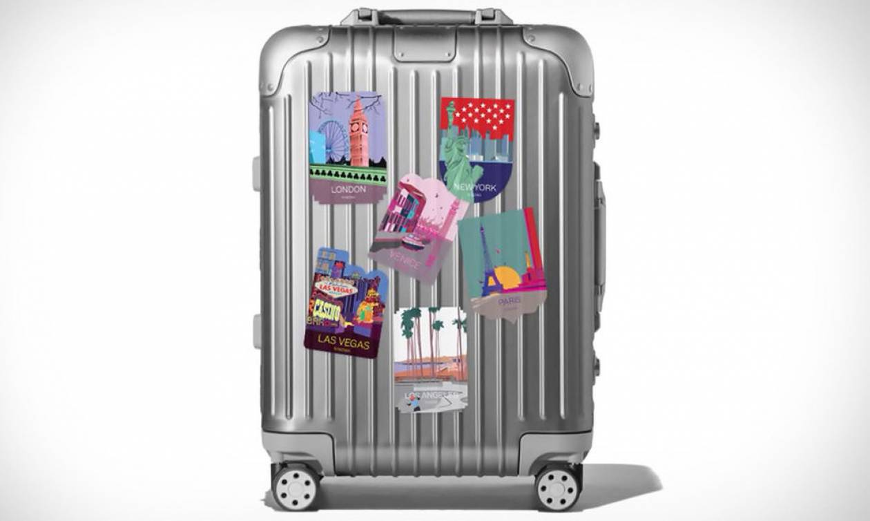 Δεν είναι φάρσα! Αυτή εδώ η βαλίτσα χαρίζει λεφτά για κάθε ταξίδι που θα κάνεις μαζί της!