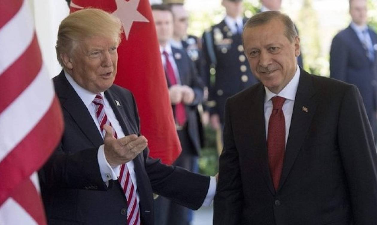 Ο Τραμπ έκανε το χατίρι του Ερντογάν: Ξεκίνησε πογκρόμ συλλήψεων Γκιουλενιστών στις ΗΠΑ