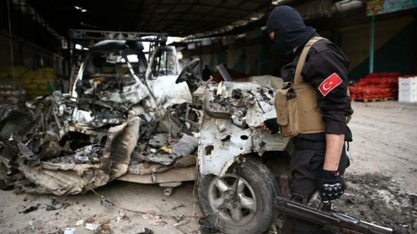 Ξεκίνησε το αντάρτικο κατά του Ερντογάν - Πολύνεκρη βομβιστική επίθεση στο Αφρίν (Pics)