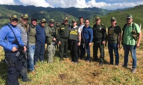 Κολομβία: Σώθηκε από τους απαγωγείς της η ανιψιά του Γκαμπριέλ Γκαρσία Μάρκες
