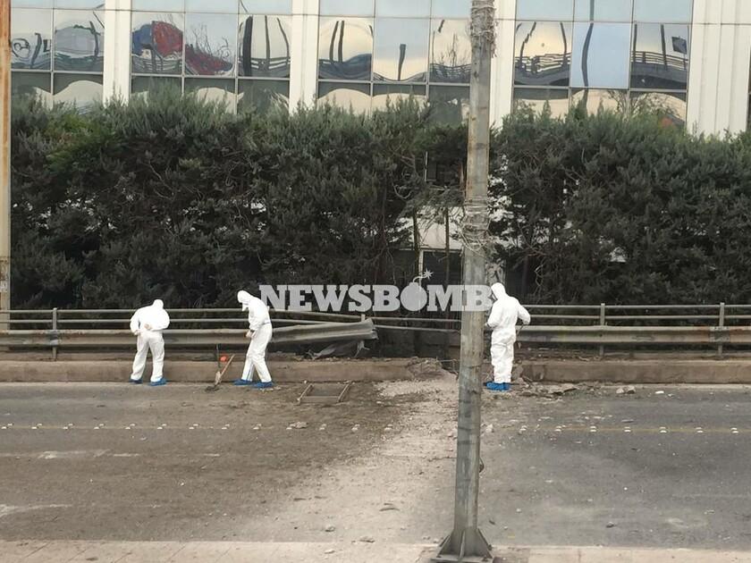 Ποιος φταίει για τη βόμβα στο ΣΚΑΙ;