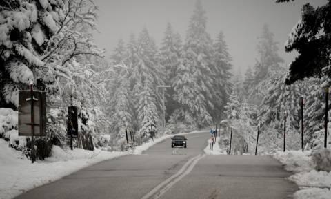 Καιρός – Έκτακτο δελτίο ΕΜΥ: Πού θα «χτυπήσουν» έντονα φαινόμενα – Χιόνια σε Αττική και Θεσσαλονίκη