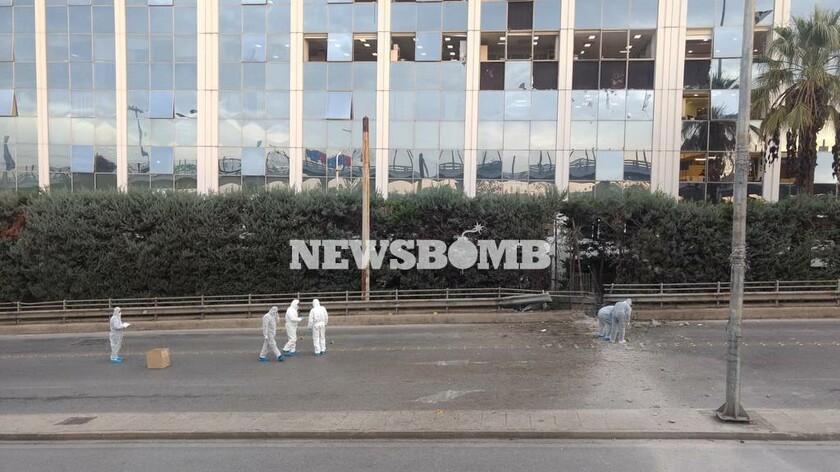 Βόμβα στον ΣΚΑΪ: Νέα στοιχεία για το όχημα των βομβιστών (pics&vids)