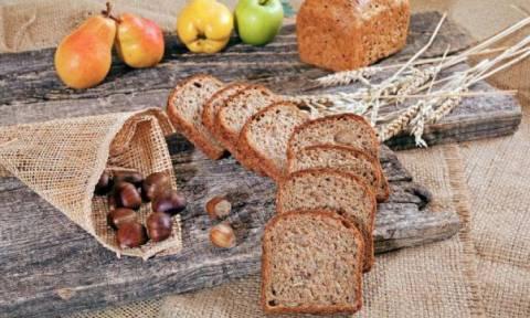 Απίστευτο!  Ψωμί από... καρπούς καστανιάς