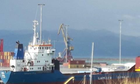Κρήτη: Στη φυλακή το πλήρωμα του φορτηγού πλοίου με τα ναρκωτικά και τα χάπια