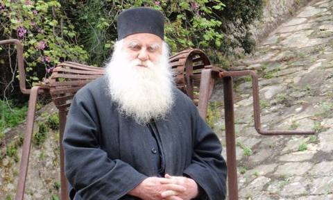 Εκοιμήθη ο Ηγούμενος της Μονής Αγίας Ελεούσας στην Κλεισούρα