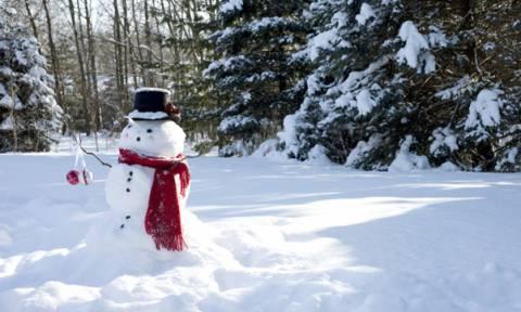 Καιρός: Χριστούγεννα με λιακάδα και ανοιξιάτικες θερμοκρασίες
