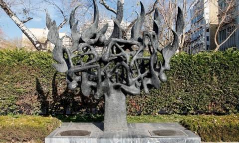 Θεσσαλονίκη: Προκαταρκτική εξέταση για τη βεβήλωση του Μνημείου Ολοκαυτώματος
