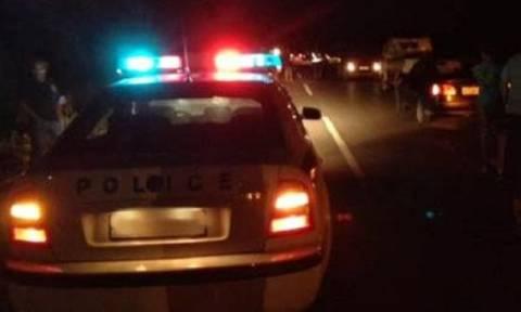Καιρός: Προβλήματα από τη νεροποντή στα Χανιά - Κατολίσθηση στην Εθνική οδό (pic)