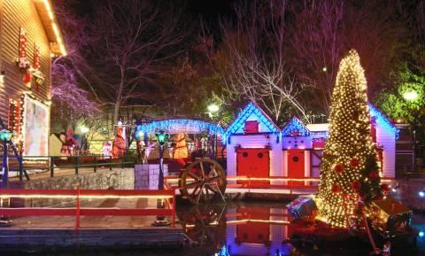 Χριστούγεννα 2018 - Δράμα: Η «Ονειρούπολη» σας προσκαλεί (vid)