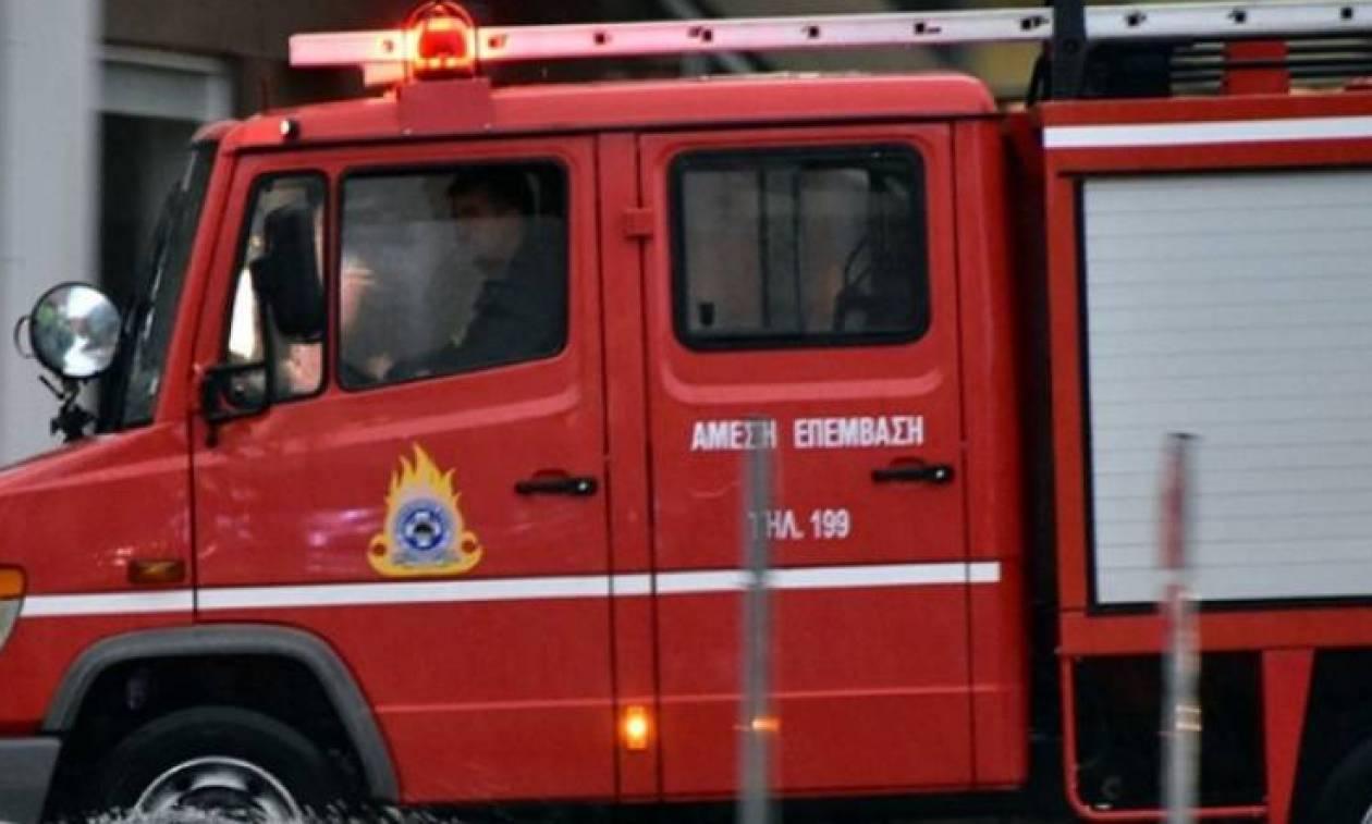 Τραγωδία στη Λάρισα:  Απανθρακωμένη βρέθηκε 89χρονη στο σπίτι της (pics)