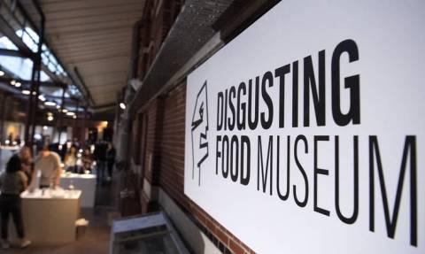 Αυτό είναι το πιο αηδιαστικό μουσείο του κόσμου και φιλοξενεί ό,τι πιο αηδιαστικό φάγατε ποτέ