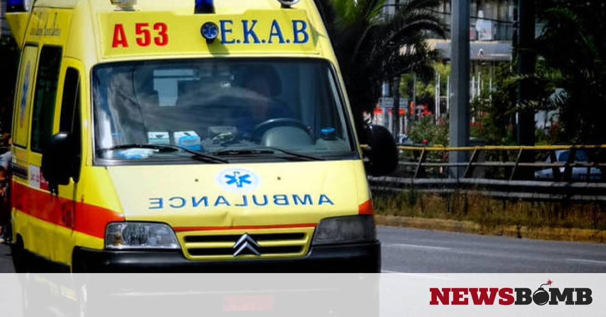 e238481758a5 Θεσσαλονίκη  Ηλικιωμένη πήγε να απλώσει ρούχα και έπεσε στο κενό - Newsbomb  - Ειδησεις - News