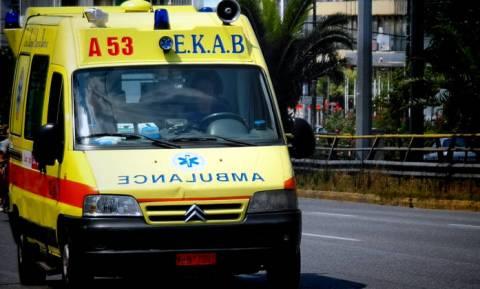 Θεσσαλονίκη: Ηλικιωμένη πήγε να απλώσει ρούχα και έπεσε στο κενό