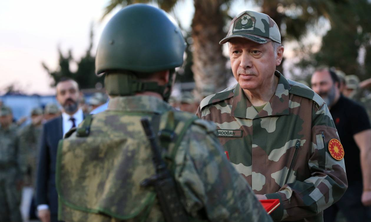 Ερντογάν: «Λεφτά υπάρχουν» - Ο τουρκικός λαός πεινάει κι εκείνος ξοδεύει δισεκατομμύρια σε Patriot