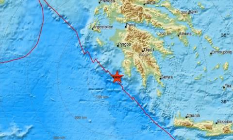 Σεισμός Μεσσηνία: Δεν έχουν αναφερθεί προβλήματα από τη σεισμική δόνηση