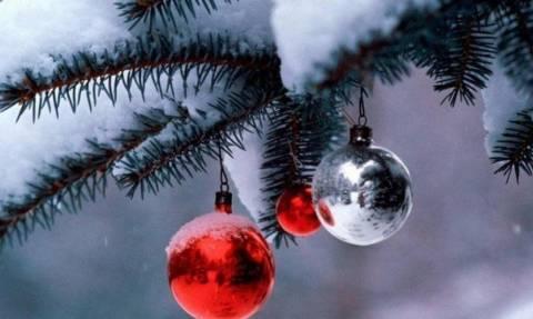 «Κλείδωσε» ο καιρός των Χριστουγέννων, ολοταχώς για ψυχρή εισβολή και χιόνια αμέσως μετά... (Video)